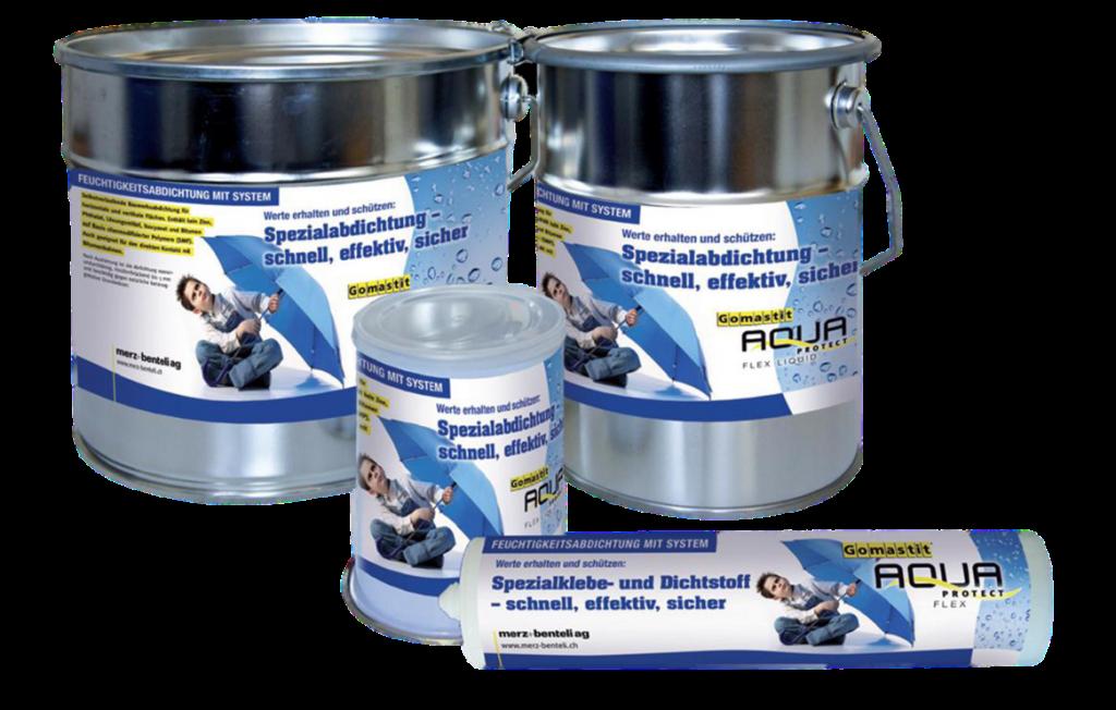 Gomasit AQUA Protect Flex Dichtstoffe